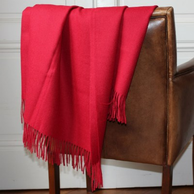 plaid alpaga rouge ponceau 800 2